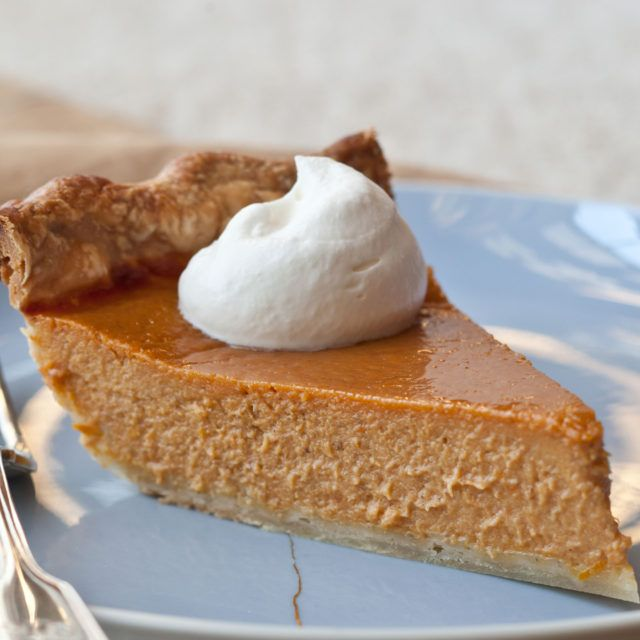 Ultimate Pumpkin Pie with Rum Whipped Cream - Barefoot Contessa