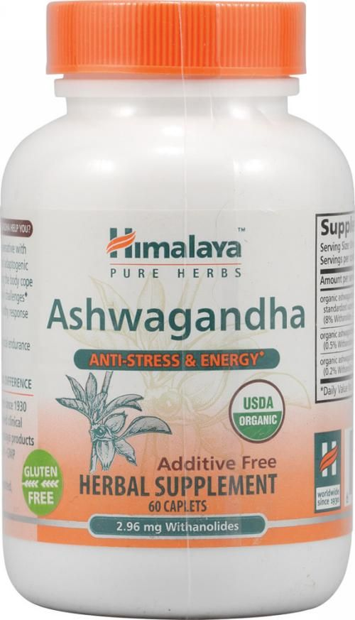 "Ashwagandha / Promotes stress resistance. Has an ""anti-stressor"" effect against daily stress. Helps suppress stress-induced increases of dopam… 