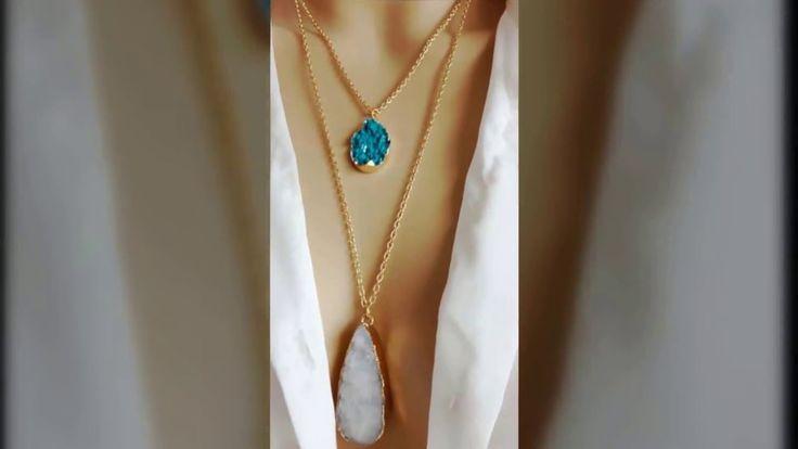 Spring 2016 Fashion Jewelry Trends. #zuobisijewelry https://www.youtube.com/watch?v=IYzaMSULIqY