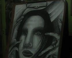MM Black N Grey Tattoo