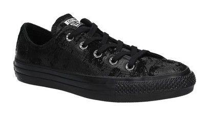 Converse CHUCK TAYLOR ALL STAR HARD zwarte lage sneakers