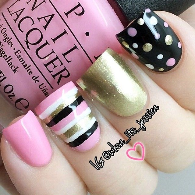 Instagram media by whoa_its_jessica #nail #nails #nailart