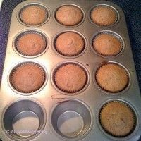 Dukan Diet Recipes – Chocolate and Cinnamon Oat Bran Muffins - they taste so artificial with Splenda sugar..it's better with Canderel sugar.