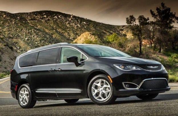 New Chrysler Dodge Jeep Ram For Sale Chrysler Pacifica