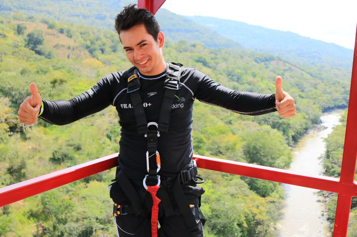 ¿Listo para la Aventura?  Yo Feliz con www.sangilextremo.com.co
