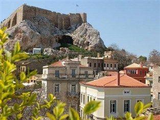 Phaedra Hotel Athens - Hotel Exterior