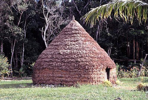 Kanak Chief's Hut