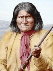 February 17, 1909 Geronimo [one who yawns], Apache chief, dies at 79
