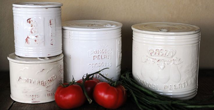 jars for the kitchen