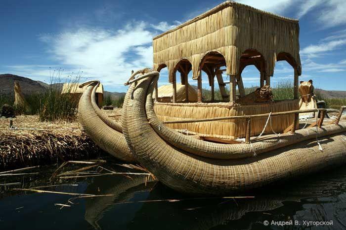 A.В.Хуторской. Фотопутешествия: ПЕРУ: Озеро Титикака