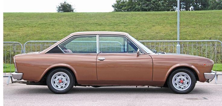 Fiat 124 sport 1800 - 1972