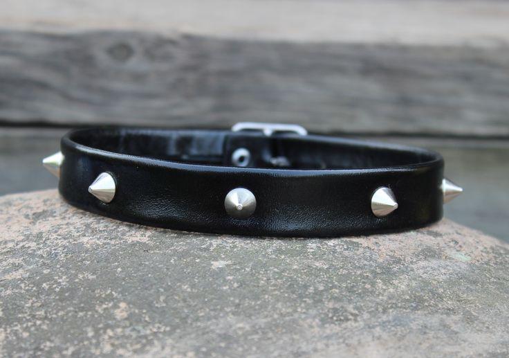 Leather BDSM Collar  https://www.etsy.com/listing/275208658