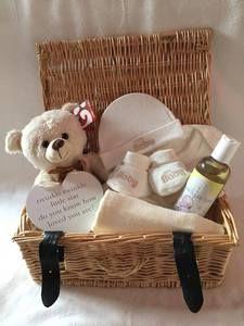 """'Twinkle Twinkle Little Bear' Baby Gift Hamper (12"""")"""