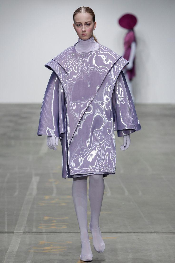 Futuristic Fashion, JEF MONTES -Postmodernism #reflective #glossy