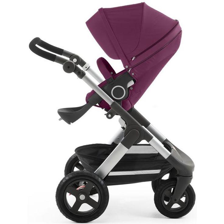 Stokke Trailz Stroller, Purple