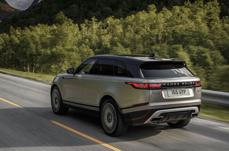 レンジローバー ヴェラール Range Rover Velar
