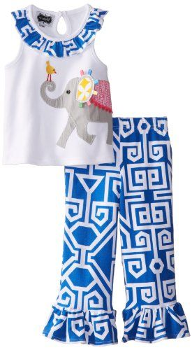 Mud Pie Baby-Girls Infant Elephant Top with Ruffled Pant Set, Multi, 12-18 Months Mud Pie http://www.amazon.com/dp/B00I0QFZS8/ref=cm_sw_r_pi_dp_JJ6Aub1TNVHHR