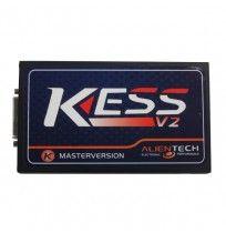 V2.15 FW V3.099 KESS V2 OBD Tuning Kit Master Version No Token Limitation