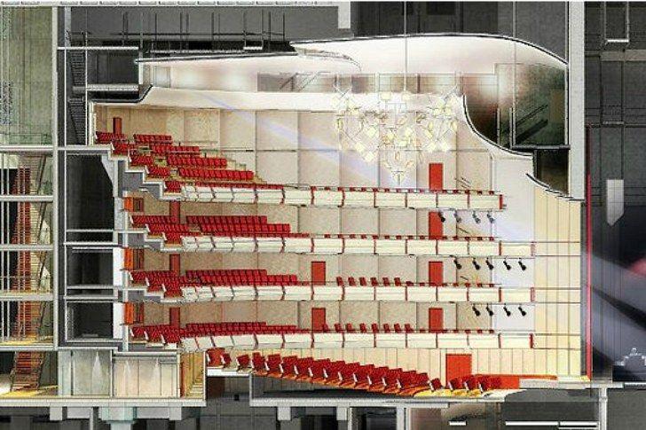 Stavros Niarchos Foundation Cultural Center - Renzo Piano