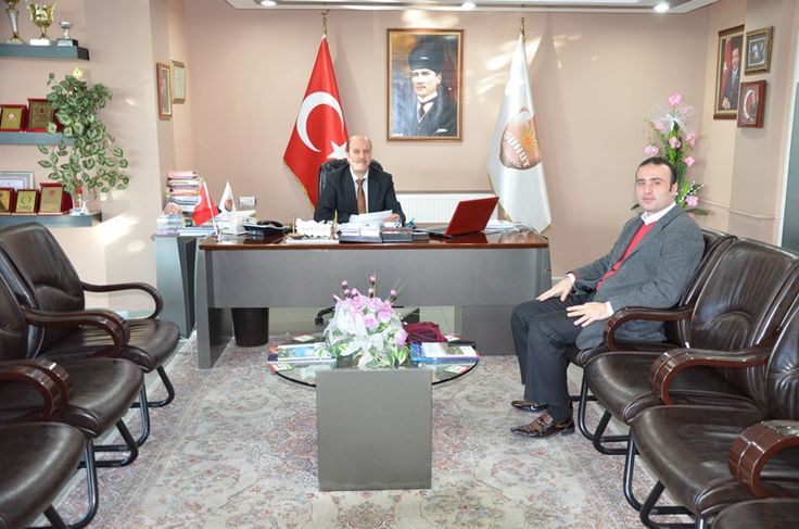 Taytak, başkan Bozkurt'u ziyaret etti