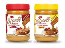 Biscoff Spread --Need to hit up all the WALMARTS to load up on this stuff!