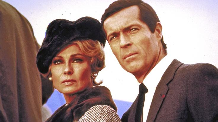 Heute (Do., 1. November 2012) Abend im TV: 'Topas', Agenten-/Spionagethriller (1969) von Alfred Hitchcock < http://de.wikipedia.org/wiki/Topas_(Film) >, 20:15 Uhr bei 3Sat #undercover