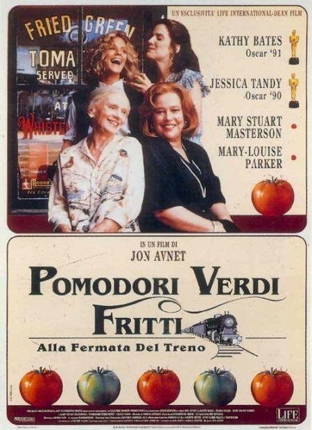 POMODORI VERDI FRITTI ALLA FERMATA DEL TRENO 1991, Drammatico