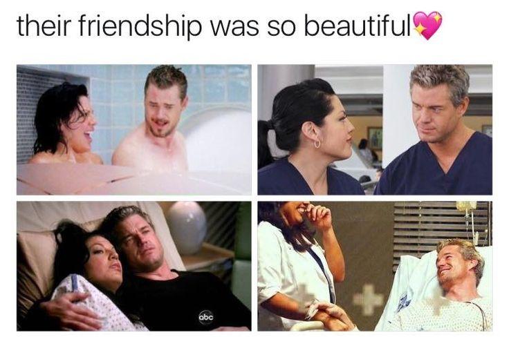 I want a friendship like that