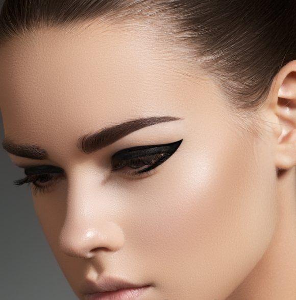 Ojo negro dramático. Busca más ideas en http://mipagina.1001consejos.com/