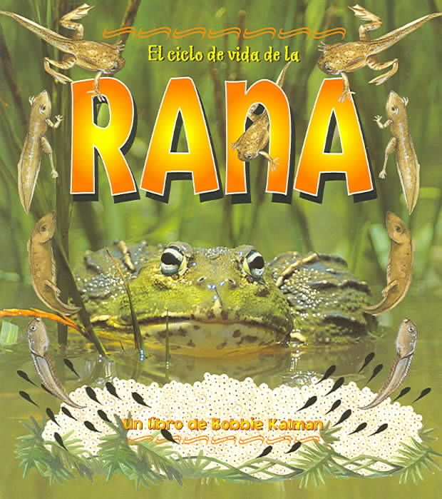 Precision Series El Ciclo De Vida De La Rana/Life cycle of a frog
