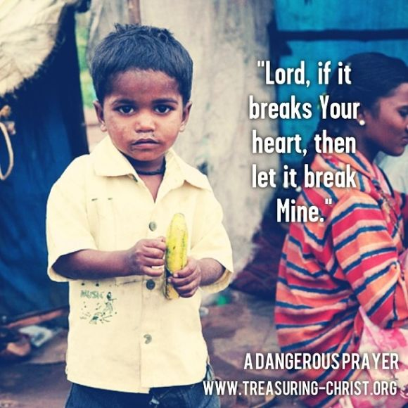 In India there are over 50 million children who work from age 4 on, making 10 -15 cents a day. Read their story on the blog. Link in profile or type www.treasuring-christ.org