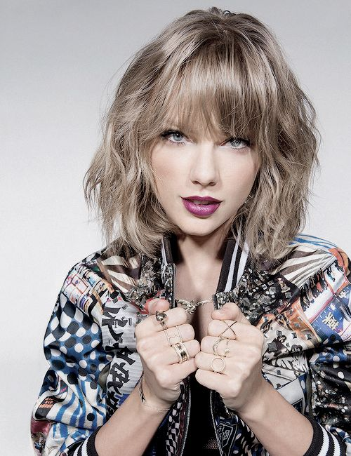"kissesoncheekss: "" Taylor Swift photographed by Jordan Hughes for NME. """