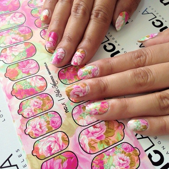 The Best Nail Stickers | @Beauty High