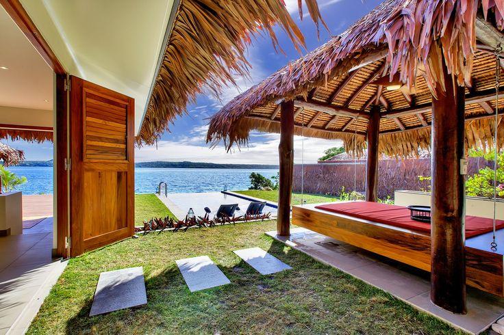 Deluxe Waterfront Villa at The Havannah
