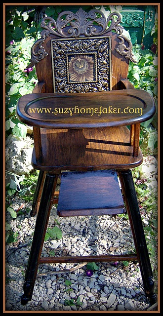 1000 Images About High Chairs Upcycle Reuse Recycle