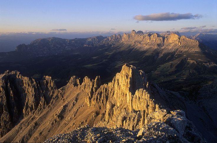 Latemar and Rosengarten - Italy