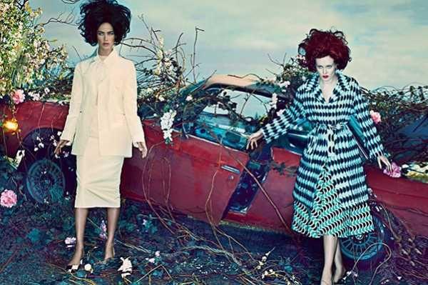 Грейс Коддингтон покидает должность креативного директора американского Vogue | Портал SityStyle