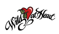 10 images about tattoo and pirate embroidery on pinterest for Wild at heart tattoo