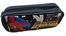 Spider-Sense Spiderman Plastic Pencil Case Pencil Box - Black