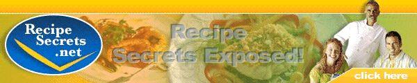 Restaurant Copycat Recipes Book: P.F. Chang's China Bistro Lettuce Chicken Wraps Copycat Recipe