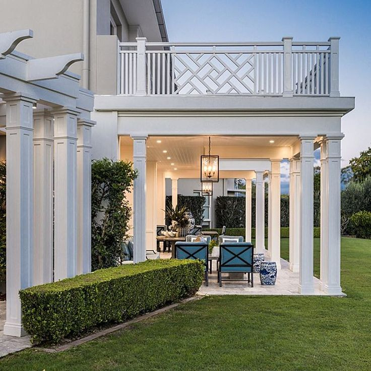 "Kristy Wicks on Instagram: ""All that's missing is my family and friends and a good bottle of wine... Gorgeous home and outdoor space from @verandahhouse and @build_prestige_homes. #CheersToTheWeekend"""