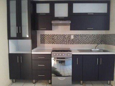 41 best decoraciones para espacios peque os images on for Disenos de cocinas integrales para espacios pequenos