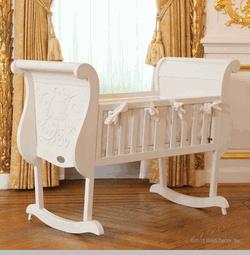 Luxury Baby Bedding: Crib Bedding, Bassinets, Nursery Furniture