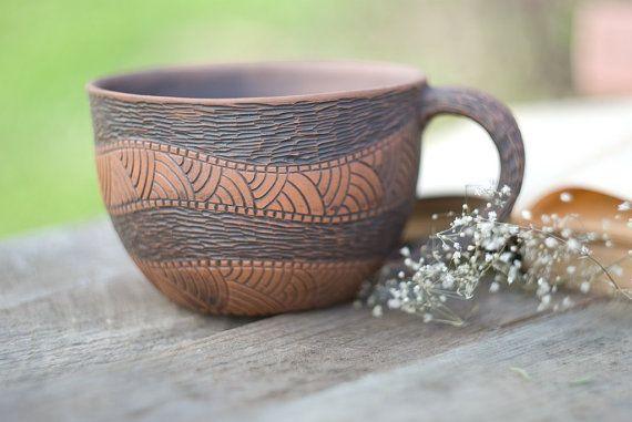 Hand Made EcoFriendly tea/coffee cup