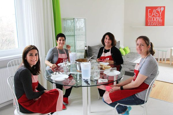 Cooking Class Budapest