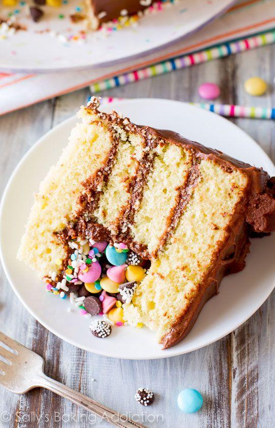 Better Than Recipe Cake