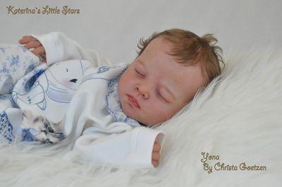Yona by Christa Gotzen - Dream A Little Dream Nursery