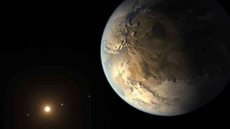 #NASA's Kepler Discovers First #Earth-Size Planet In The 'Habitable Zone' of Another Star