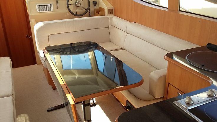 Vente d'un Greenline 33 Thermique d'occasion de 2011 Bateaux Occasion Location vente bateau - Evasion Yachting
