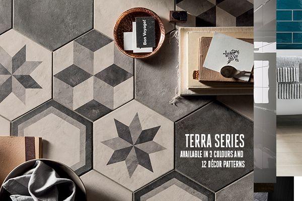 Ames Tile Terra Tiles